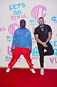 """MIAMI, FL - APRIL 23: Rapper Jaquae and Highlight attend the official Premiere and debut of Jaquae and Highlight music video release """"Movie"""" at Gallery House Miami on April 23, 2021 in Miami, Florida.  ( Photo by Johnny Louis / jlnphotography.com )"""