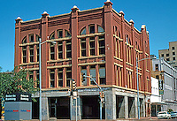 Galveston:  abandoned commercial bldg., 515 Kempner St. Awaiting restoration?