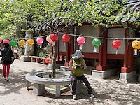 Buddhistischer Tempel Haedong Yonggungsa, Busan, Gyeongsangnam-do, Südkorea, Asien<br /> buddhist temple Haedong Yonggungsa, Busan,  province Gyeongsangnam-do, South Korea, Asia