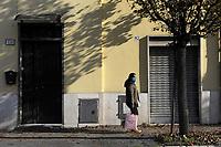 Il QUADRARO-Quartiere di Roma<br /> Museo di Urban Art di Roma - primo progetto di museo romano di street art completamente integrato nel tessuto sociale, un vero e proprio museo a cielo aperto, dove poter ammirare i lavori realizzati da importanti street artist italiani e stranieri.<br /> Urban Art Museum of Rome - Roman open-air street art museum project with works by Italian and foreign street artists.