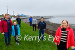 Portmagee Groups united in their application for a new Car Park & Playground Facility, pictured l-r; Mary & Donna Devane(Rowing Club), John Murphy(Development Group), Sane Lowney(Playground Committee), Declan Sugrue(Architectural & Planning Consultant), David Hussey(Outdoor Facilities) & Cllr Norma Moriarty.
