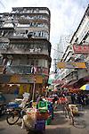 Hong Kong Busy Street