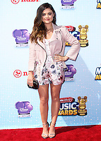 LOS ANGELES, CA, USA - APRIL 26: Lucy Hale at the 2014 Radio Disney Music Awards held at Nokia Theatre L.A. Live on April 26, 2014 in Los Angeles, California, United States. (Photo by Xavier Collin/Celebrity Monitor)