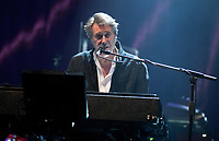 English singer-songwriter Bryan Ferry is pictured as he performs on stage at The Palladium in London. Credit: Matrix/MediaPunch ***FOR USA ONLY***<br />