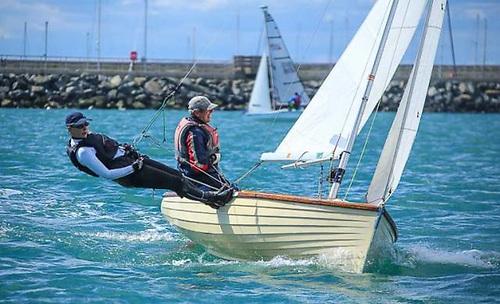 IDRA 14 dinghy, Dart