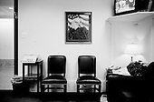 Washington DC.District of Columbia.USA.January 30, 2007..Office in the Congress on the Senate side.....