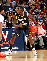 CHARLOTTESVILLE, VA- DECEMBER 6: Bryon Allen #0 of the George Mason Patriots handles the ball during the game on December 6, 2011 against the Virginia Cavaliers at the John Paul Jones Arena in Charlottesville, Virginia. Virginia defeated George Mason 68-48. ((Photo by Andrew Shurtleff/Getty Images) *** Local Caption *** Bryon Allen