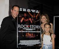 06-01-14 Hoboken Film Fest Rock Story - Bruno Bogue Roberts DeWitt Kove