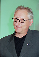 Montreal, 1999-12-06. Canadian explorer Bernard Voyer who climb among other the Everest and went to Antartica, was a guest of honor at the 10th Award Gala for the Telescience (scientific movies) festival in Montreal (Quebec, Canada)<br /> <br /> Photo : (c) Pierre Roussel, 1999.