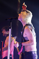 Marianas trench in concert at the Olympia, Montreal, Canada, December 1st, 2015.<br /> <br /> PHOTO : Pierre Roussel - Agence Quebec Presse