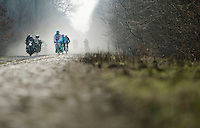 Paris-Roubaix 2013 RECON at Bois de Wallers-Arenberg