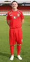Stevenage analyst Mitchell Jones<br />   Stevenage FC Team Photoshoot - Lamex Stadium, Stevenage - 16th July, 2013<br />  © Kevin Coleman 2013