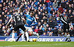 Harry Forrester brought down in box but no penalty