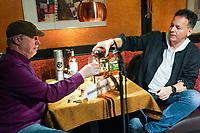 19.12.2020: Favorite Songs & Whisky mit Paddy Schmidt und Ralf Baitinger