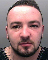 2016 09 07 Damien Thomas, man jailed for attacking other man in club,Swansea, UK
