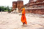 Sri Lanka selection<br /> Young buddhist monk at temple<br /> <br /> <br /> Picture by Gavin Rodgers/ Pixel8000<br />  07917221968