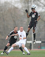 DC United vs Maryland & Virginia Universities April 10 2011