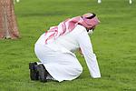 February 19, 2021: EMBLEM GAME #2 win the first race of the afternoon on International Jockeys Challenge Day with F. Alfrouaidi onboard, King Abdulaziz Racecourse, Riyadh, Saudi Arabia. Shamela Hanley/Eclipse Sportswire/CSM