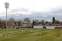 General view of the ground during Essex CCC vs Durham CCC, LV Insurance County Championship Group 1 Cricket at The Cloudfm County Ground on 15th April 2021