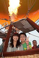 20120114 Hot Air balloon Cairns  14 January