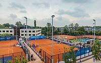 Amstelveen, Netherlands, 10 Juli, 2021, National Tennis Center, NTC, Amstelveen Womans Open,  Semifinal: overall vieuw Centercourt<br /> Photo: Henk Koster/tennisimages.com
