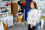 Caroline Noonan, Dingle St Vincents manager who is shortlisted for best manager nationally by Irish Charity Shops Association (ICSA).