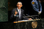 NEWS- 69th United Nations General Assembly Aperture