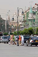 Tripoli, Libya - Umar Mukhtar Street, Women, Dress Styles