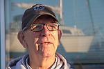 Ernie Baird, shipwright, Boat Haven Marina, Port of Port Townsend, Port Townsend, Puget Sound, Washington State,