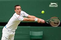 27-6-09, England, London, Wimbledon, Viktor Troicki