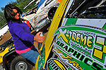 Aug 1, 2009; 6:02:23 PM; New Richmond, WI., USA; The 22nd annual USA Nationals running a 50,000-to-win unsanctioned event at Cedar Lake Speedway.  Mandatory Credit: (thesportswire.net)