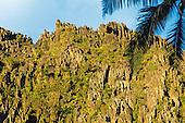 Hienghène, falaises de Lindéralique