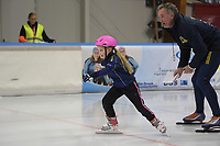 SCHAATSEN: LEEUWARDEN: 01-12-2019, Clubkampioenschap IJsleeuwen,©foto Martin de Jong