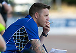St Johnstone v East Fife…14.07.18…  McDiarmid Park    League Cup<br />St Johnstone coach Alan Maybury watches the game<br />Picture by Graeme Hart. <br />Copyright Perthshire Picture Agency<br />Tel: 01738 623350  Mobile: 07990 594431