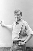 Julian Barnes è nato a Leicester. Ha ricevuto numerosi riconoscimenti fra i quali il Somerset Maugham Award, il Prix Médicis, lo Shakespeare Prize. Mantova, 9 settembrte 1999. Photo by Leonardo Cendamo/Getty Images