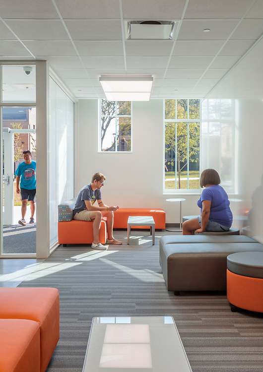 BGSU Moseley Hall | Design Group Bowling Green State University Moseley Hall | Design Group