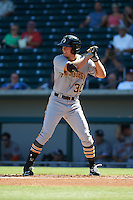 Glendale Desert Dogs outfielder Austin Meadows (30) at bat during an Arizona Fall League game against the Mesa Solar Sox on October 14, 2015 at Sloan Park in Mesa, Arizona.  Glendale defeated Mesa 7-6.  (Mike Janes/Four Seam Images)