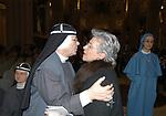 MARIA PIA GARAVAGLIA<br /> MESSA DI RINGRAZIAMENTO PER I 50 ANNI DI SACERDOZIO DEL CARDINAL CAMILLO RUINI - SAN GIOVANNI IN LATERANO ROMA 2004
