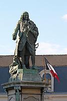 L U A de Tourny statue place de tourny bordeaux france