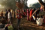 A young flute seller at Sonepur fair ground. Bihar, India, Arindam Mukherjee