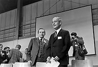 1968 10 POL - PARTI QUEBECOIS - CONGRES a Québec