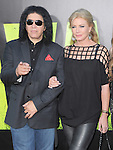 Gene Simmons and Shannon Tweed at The Universal Pictures' World Premiere of SAVAGES held at The Grauman's Chinese Theatre in Hollywood, California on June 25,2012                                                                               © 2012 Hollywood Press Agency
