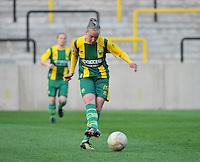 Lierse SK - ADO Den Haag : Marleen Joore.foto DAVID CATRY / Nikonpro.be