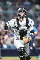Steven Williams (24) of the East Team during a game against the West Team during the Perfect Game All American Classic at Petco Park on August 14, 2016 in San Diego, California. West Team defeated the East Team, 13-0. (Larry Goren/Four Seam Images)