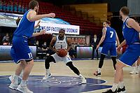 27-03-2021: Basketbal: Donar Groningen v Den Helder Suns: Groningen Donar speler Jarred Ogungbemi-Jackson