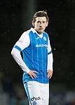 St Johnstone v Rangers…27.02.18…  McDiarmid Park    SPFL<br />Blair Alston<br />Picture by Graeme Hart. <br />Copyright Perthshire Picture Agency<br />Tel: 01738 623350  Mobile: 07990 594431