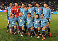 Italy Starting Eleven. Italy defeated USA 3-1 during the FIFA Confederations Cup at Loftus Versfeld Stadium, in Tshwane/Pretoria South Africa on June 15, 2009.