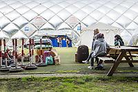 2017/07/24 Berlin | Fluechtlinge | Schliessung Notunterkunft Kruppstrasse