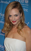 Heather Graham, 2014, Photo By John Barrett/PHOTOlink