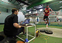 Pictured: Leon Britton. Thursday 03 July 2014<br />